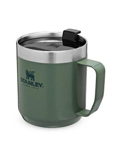 Stanley Klasik Paslanmaz Çelik Termos Bardak 0,35 Lt Yeşil